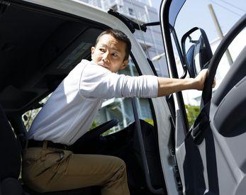 【ドライバー】~某大手配送会社の集配業務~【長距離運転なし】×【日払い】軽四自動車などスイスイ運転♪普通免許で◎お試し短期もOK!