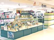 ★駅直結 シャポー市川 未経験から人気の書店店員になるチャンス! まずはお気軽にご応募くださいね♪