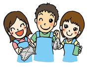 幅広い世代のスタッフが活躍中!週1~午前の短時間で♪家事やWワーク・趣味の時間ともラクラク両立できます♪