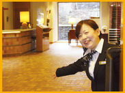 千里中央駅スグの有名ホテル♪憧れのお仕事、始めませんか?