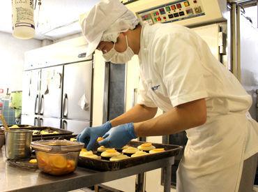 \未経験も歓迎/ 日本にフランスパンを広めたお店です♪ 人気のパンをはじめ、 ケーキ・焼き菓子等も社割で購入も可能◎