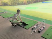 某ゴルフ番組のCMでも話題★ スポーツの秋にピッタリなバイト始めませんか?◎