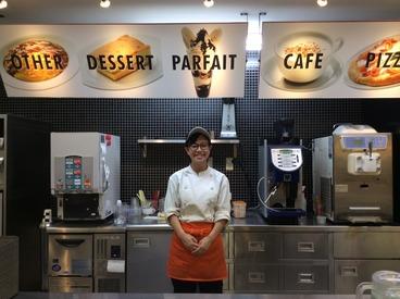 ≪オシャレなカフェでのお仕事です≫ 高校生さんのバイトデビューも応援します♪人気のカフェでアルバイトしませんか?