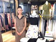 Roomy's は「手の届く贅沢」を コンセプトにしたセレクトショップ♪ オトナめでステキな服がたくさん!!