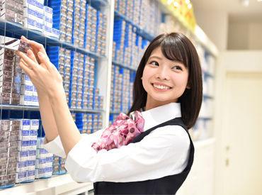 【販売STAFF】\曳舟店・錦糸町店で合同募集/大手ならではの待遇で働きやすい♪<1日5h~OK>あなたの生活に合わせて◎正社員登用あり★